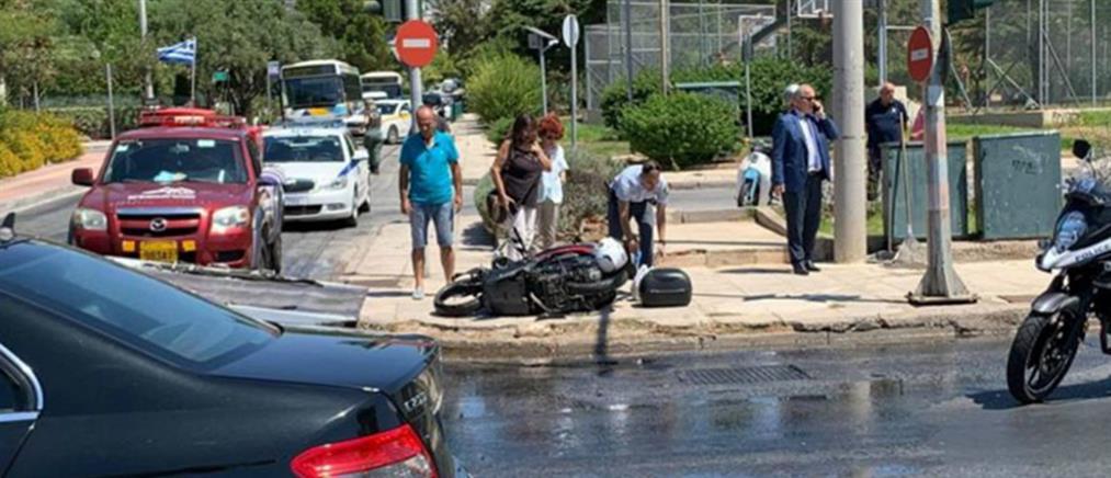 Οδηγός μηχανής σκοτώθηκε σε τροχαίο στην παραλιακή
