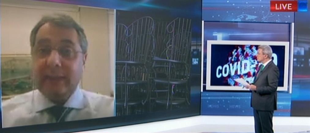 Κορκίδης στον ΑΝΤ1: χρειάζεται στήριξη η αγορά μετά την άρση μέτρων (βίντεο)