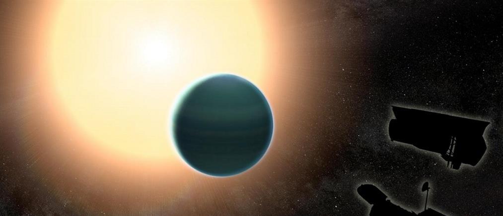 Πρωτόγονη ατμόσφαιρα με νερό εντοπίστηκε σε μακρινό εξωπλανήτη