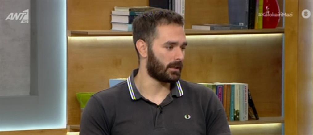 Άρση βαρών - Ιακωβίδης στον ΑΝΤ1: θα συνεχίσω, αλλά δεν πρέπει να ξεχαστούν όσα είπα (βίντεο)