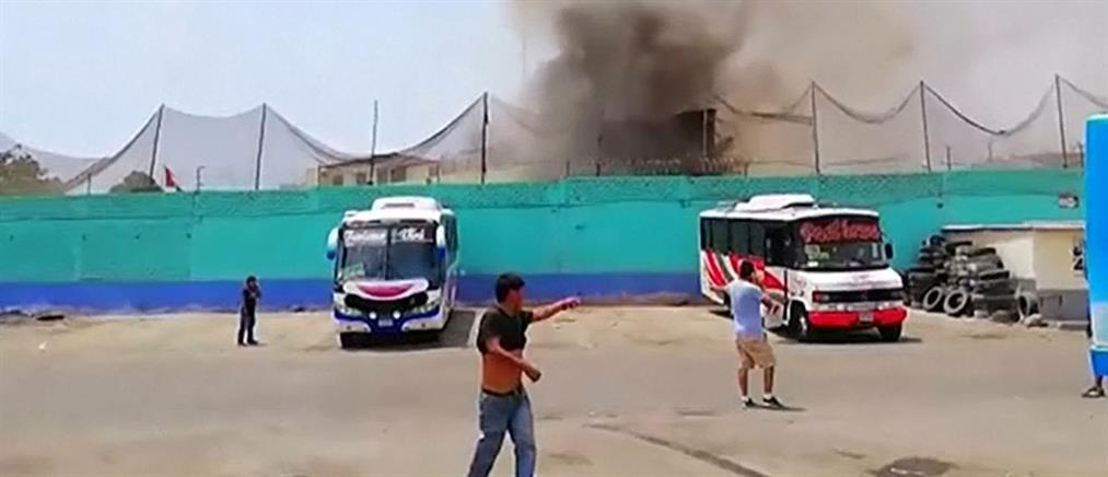 Έρευνα για την πολύνεκρη εξέγερση σε φυλακές (βίντεο)