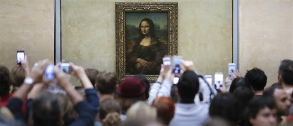 Το Λούβρο υποδέχεται δωρεάν ψηφιακούς επισκέπτες