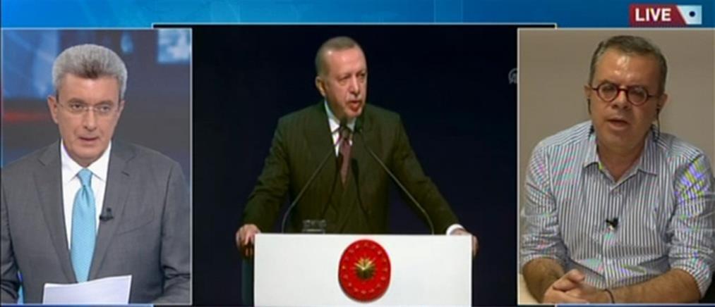 Κοττάκης στον ΑΝΤ1: Γιατί μου έκανε μήνυση ο Ερντογάν (βίντεο)