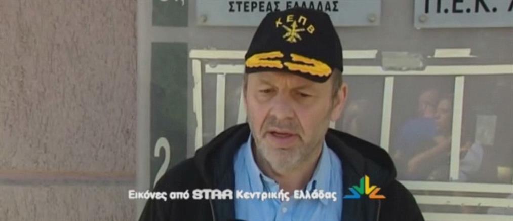 Σταμάτησε την απεργία πείνας ο Απόστολος Γκλέτσος (βίντεο)
