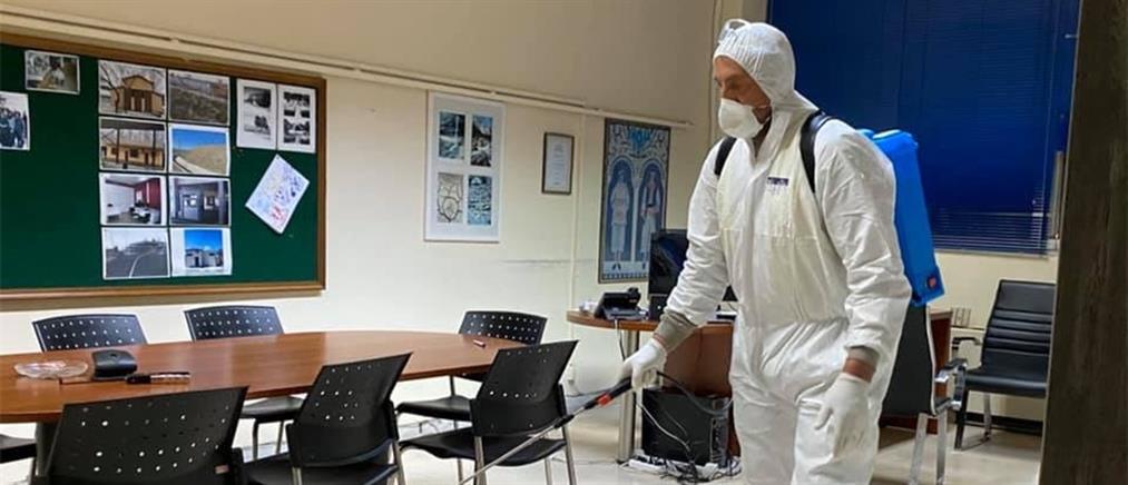 Απατεώνες εμφανίζονται ως δημοτικοί υπάλληλοι για απολύμανση σπιτιών