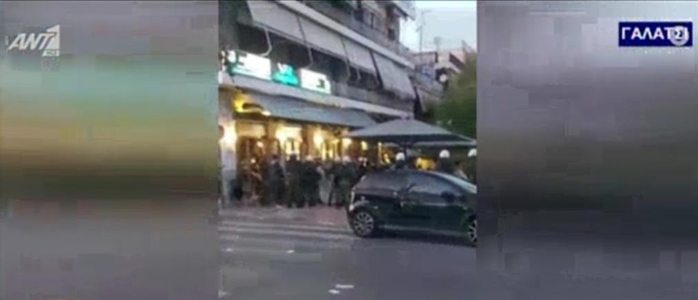 Χρονόπουλος στον ΑΝΤ1: Δεν υπάρχει καταγγελία για χτύπημα ανηλίκου στο Γαλάτσι
