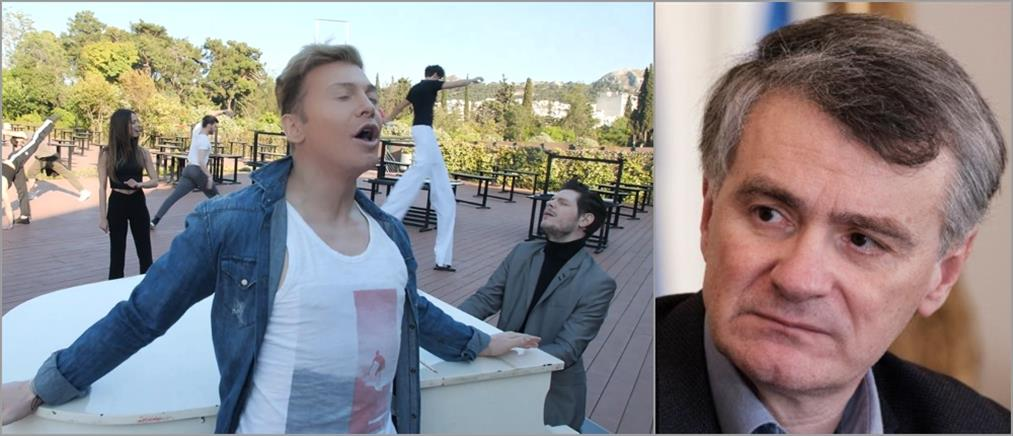 """""""Ο φίλος μας των 6"""": τραγούδι για τον Σωτήρη Τσιόδρα από τον Τάκη Ζαχαράτο (βίντεο)"""