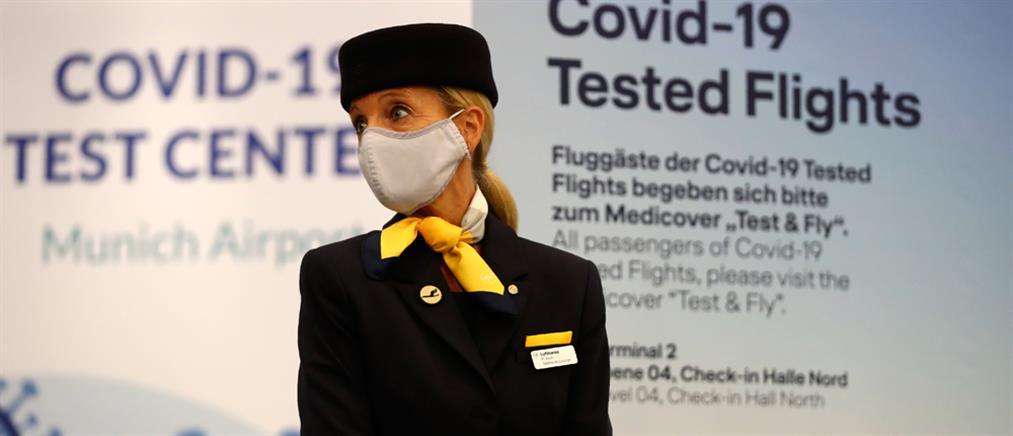 Μέρκελ: Καλοκαιρινές διακοπές για όλους, εμβολιασμένους και μη