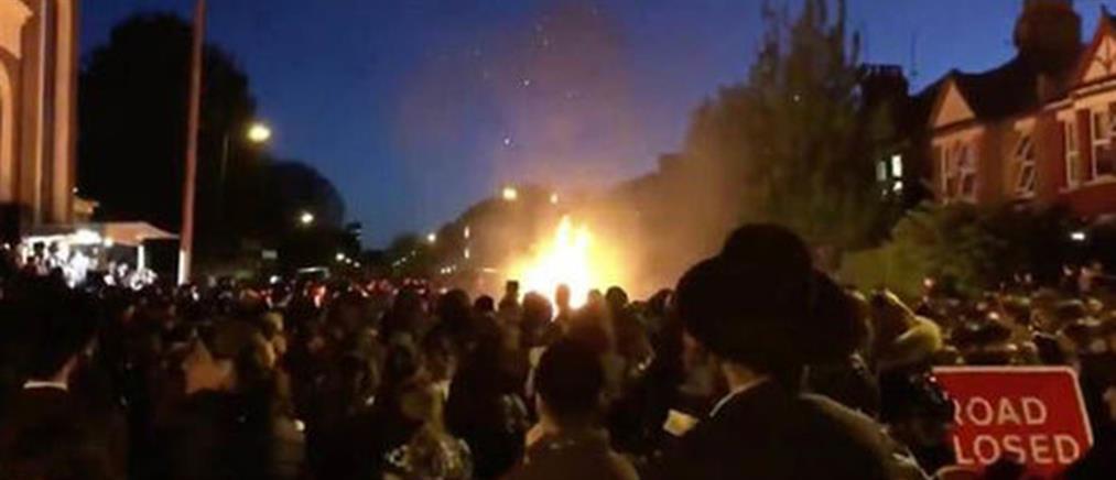 Δεκάδες τραυματίες σε έκρηξη στο Λονδίνο (βίντεο)