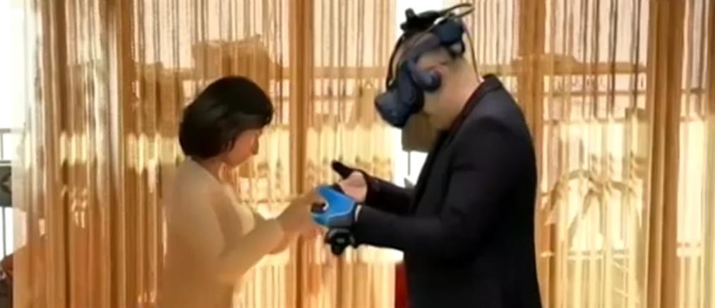 """Νότια Κορέα: """"θαύματα"""" μέσω εικονικής πραγματικότητας (βίντεο)"""