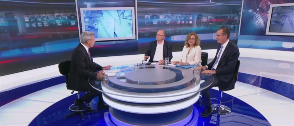 To debate Παπαδημούλη- Σπυράκη – Παπανδρέου στον ΑΝΤ1