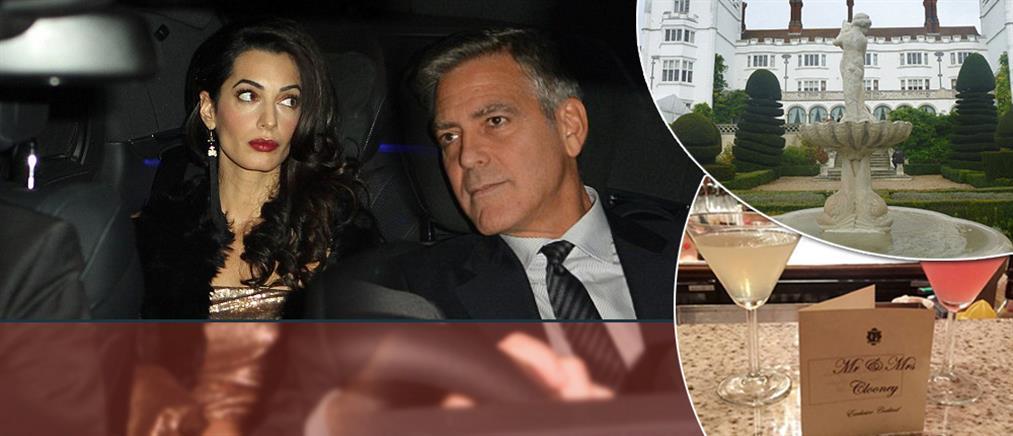 09ae6c607ce5 Με… αέρα Χόλιγουντ η Mrs Clooney στο γαμήλιο πάρτι