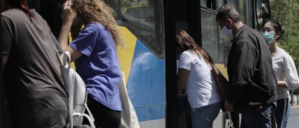 Λεωφορεία: Καθημερινές στάσεις εργασίας στην Αθήνα