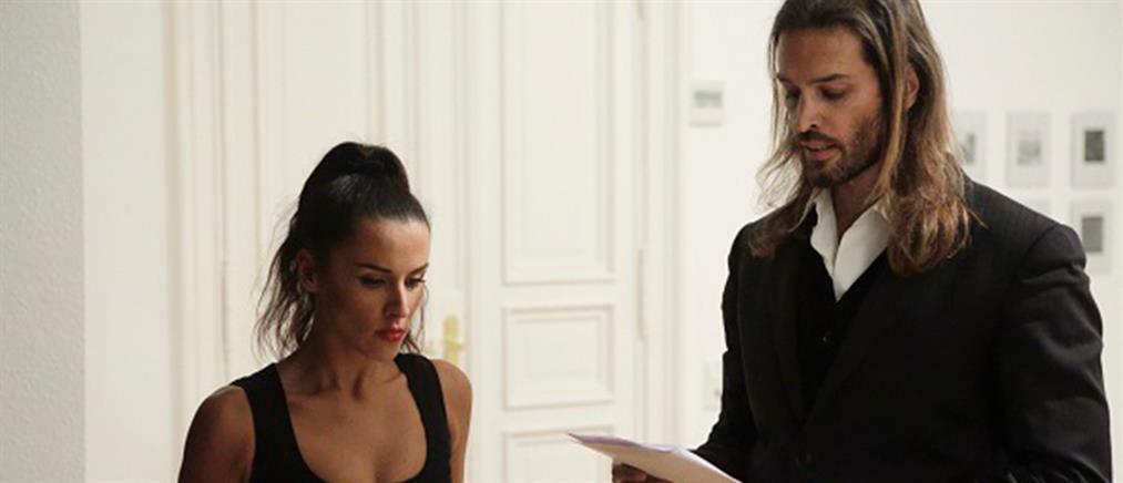 """Ο """"Καζαντζάκης"""" του Μάριου Ιορδάνου στο Παρίσι"""