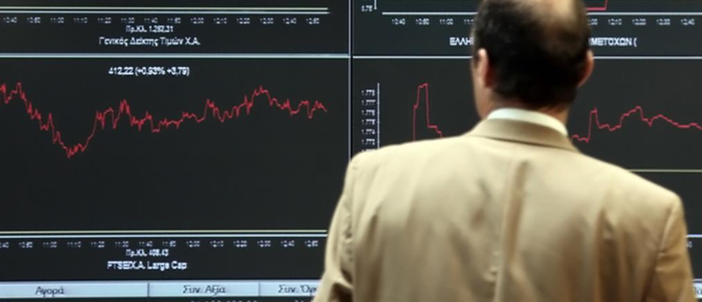 Κατρακυλάει το Ελληνικό Χρηματιστήριο