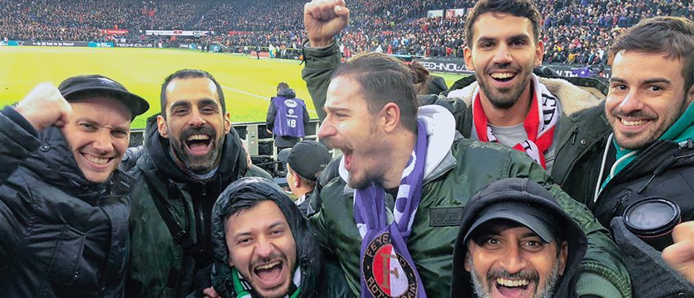 """""""Football Stories"""": Αποστολή στην… Ολλανδία (εικόνες)"""