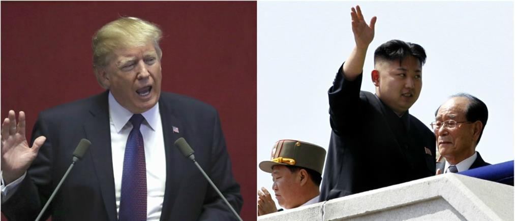 Τραμπ προς Κιμ Γιονγκ Ουν: το δικό μου κουμπί είναι μεγαλύτερο