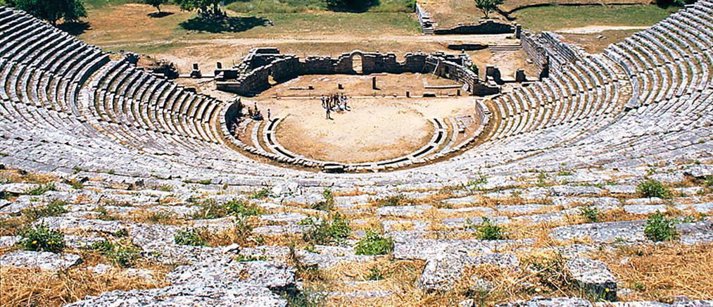 Ανοίγει μετά από 17 χρόνια με «Προμηθέα Δεσμώτη» το αρχαίο θέατρο Δωδώνης