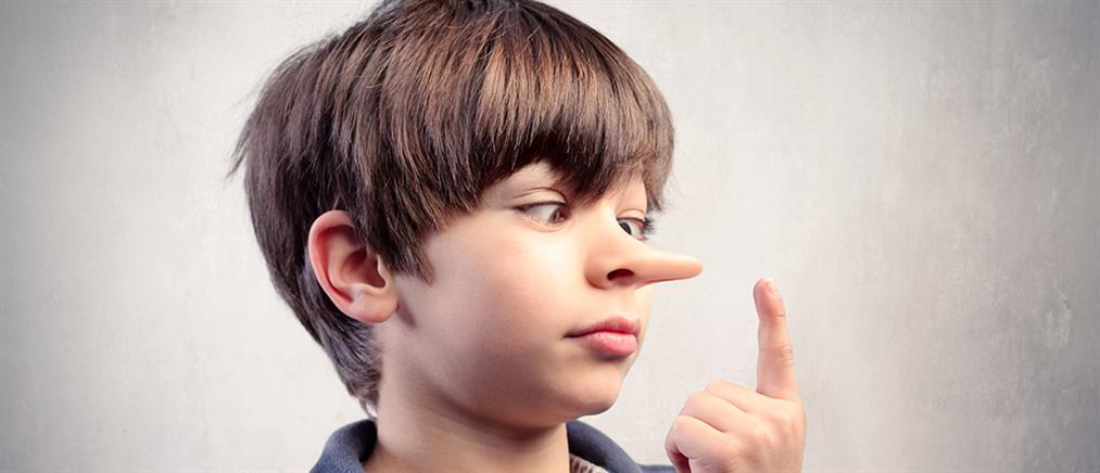 Πόσες φορές καταλαβαίνετε ότι λέει ψέματα το παιδί σας;