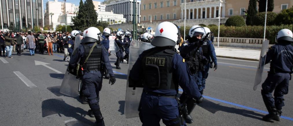 Συγκέντρωση διαμαρτυρίας υπέρ του Κουφοντίνα (εικόνες)