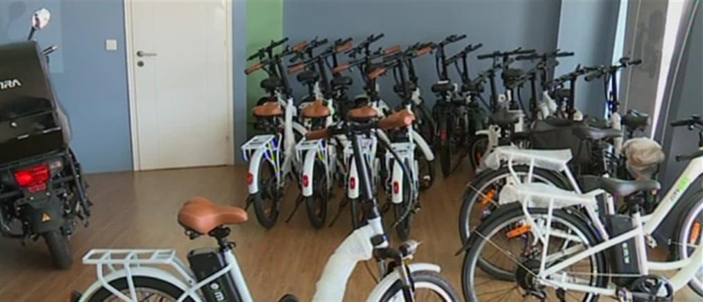 Ηλεκτρικά μοτοποδήλατα: Διευκρινίσεις για την κυκλοφορία τους