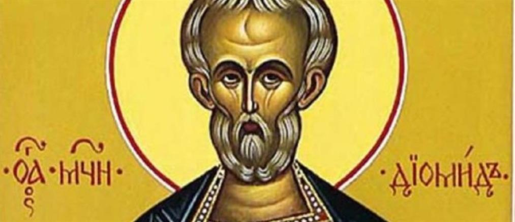 Άγιος Διομήδης: Ήταν γιατρός και τον αποκεφάλισαν νεκρό