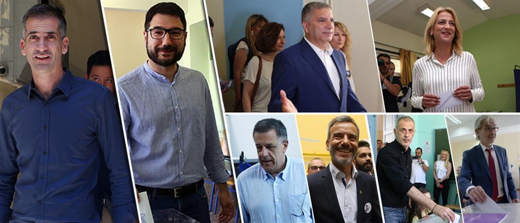 Εκλογές 2019: τα μηνύματα των υποψήφιων δημάρχων και περιφερειαρχών