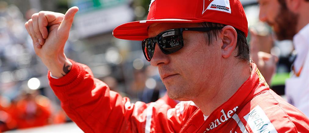GP Μονακό: στην pole position ο Ραϊκόνεν