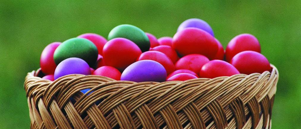 """Πασχαλινά αυγά: Πόσο """"αντέχουν"""" εκτός ψυγείου"""