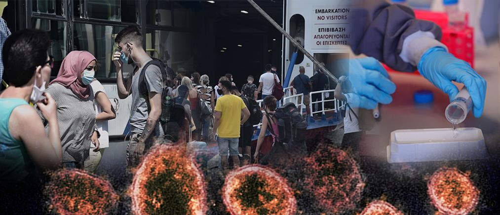 Κορονοϊός - νέα μέτρα: κλείνουν μπαρ, αναστέλλονται εκδηλώσεις