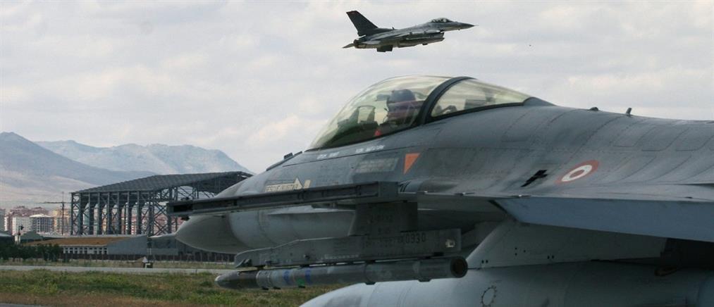 Τουρκικές αεροπορικές επιδρομές εναντίον των Κούρδων