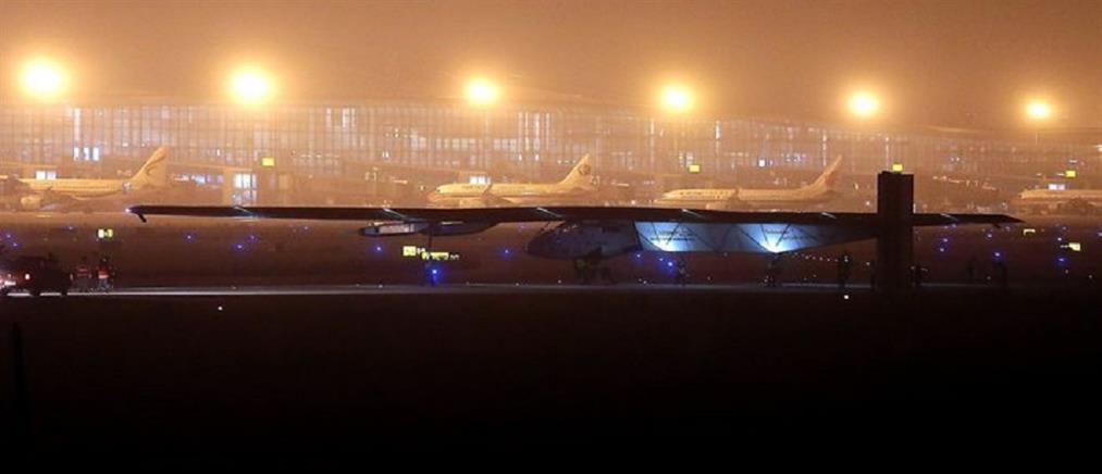 Ξεκίνησε το δύσκολο ταξίδι του το Solar Impulse 2