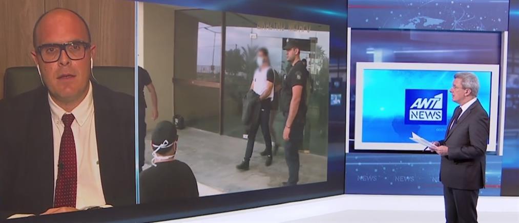 """Κοκοσάλης στον ΑΝΤ1: Το φονικό στα Ανώγεια έγινε για την """"καπετανιά"""" (βίντεο)"""