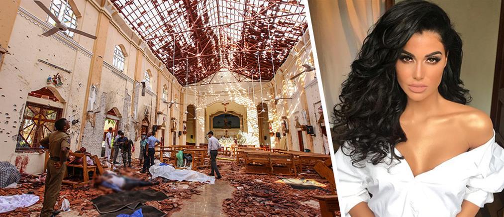 Συγκλονίζει η Ιωάννα Μπέλλα στον ΑΝΤ1 για την αιματοχυσία στη Σρι Λάνκα (βίντεο)