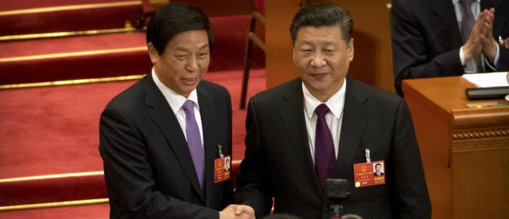 Ο Σι Τζινπίνγκ επανεξελέγη Πρόεδρος της Κίνας