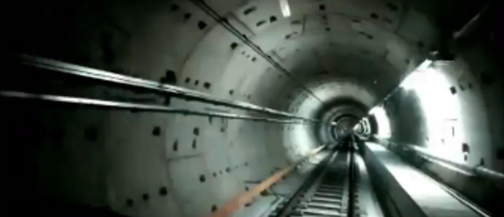 Μετρό Θεσσαλονίκης: Βίντεο με τις δοκιμαστικές διαδρομές