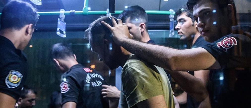 Εκατοντάδες συλλήψεις οπαδών του Γκιουλέν στην Τουρκία
