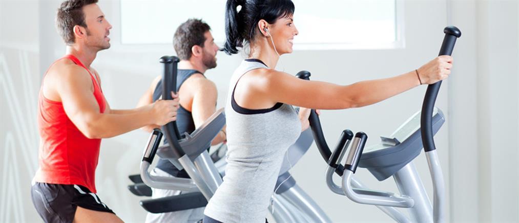 Άρση μέτρων: ανοίγουν νωρίτερα τα γυμναστήρια