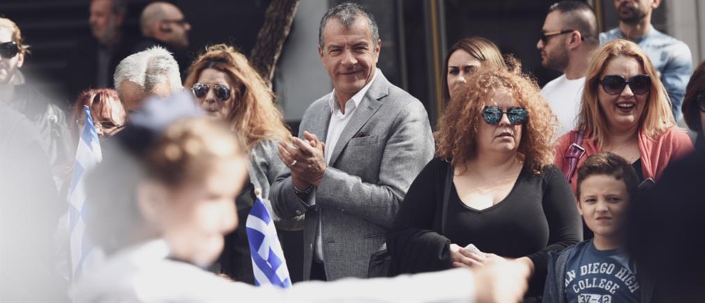 Θεοδωράκης: Κοινός μας στόχος να κερδίζει η Ελλάδα