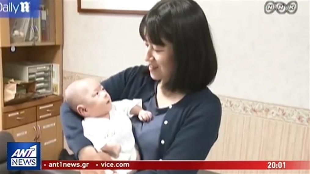 Εξιτήριο για το μικρότερο μωρό του κόσμου