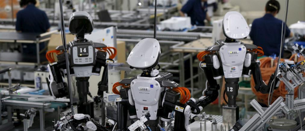 ΣΕΒ: τα ρομπότ στη βιομηχανική παραγωγή έρχονται, οι θέσεις εργασίας μένουν;