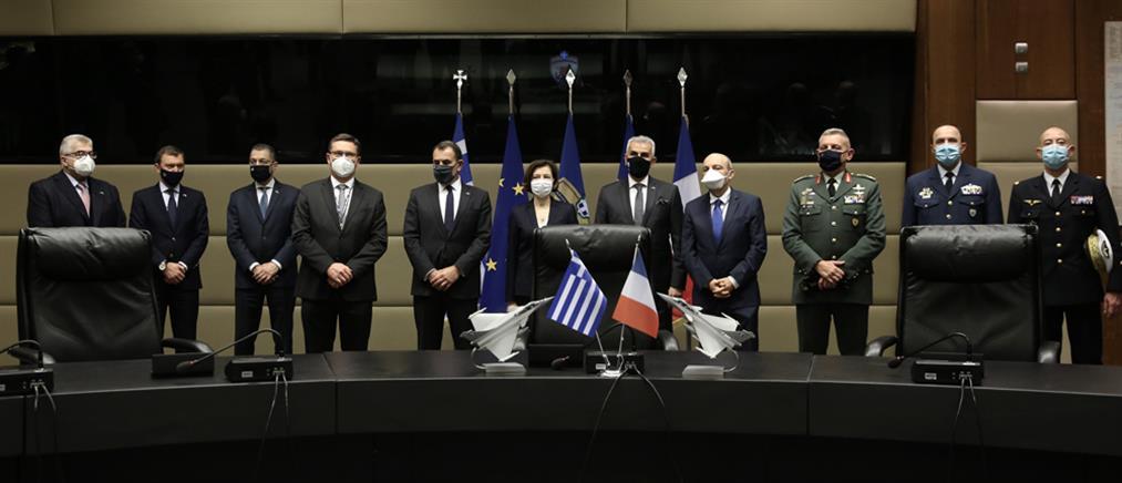 Rafale: υπογράφηκε η συμφωνία