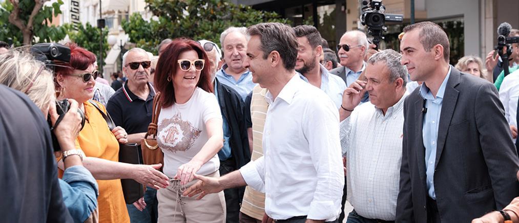 Μητσοτάκης: Θα είμαι Πρωθυπουργός όλων των Ελλήνων