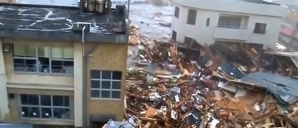 Σεισμός 6.8 Ρίχτερ ξύπνησε μνήμες στην Ιαπωνία