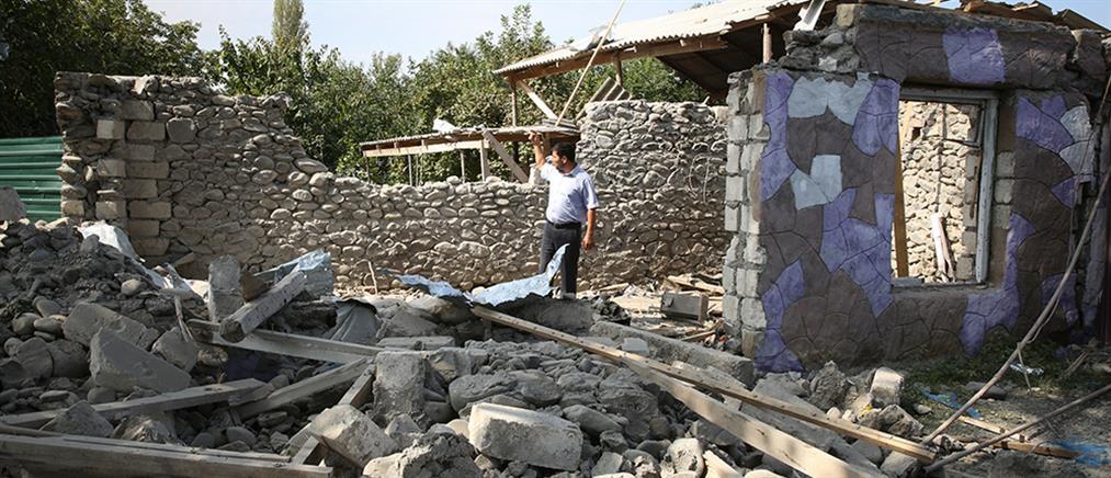 Ναγκόρνο Καραμπάχ: Εντείνονται και επεκτείνονται οι μάχες (εικόνες)