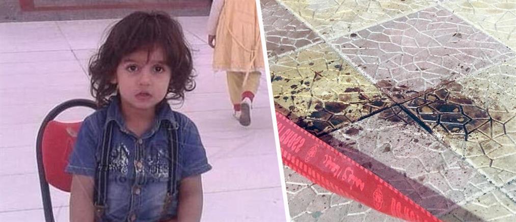 Φρίκη! Αποκεφάλισαν 6χρονο μπροστά στη μητέρα του (εικόνες σοκ)