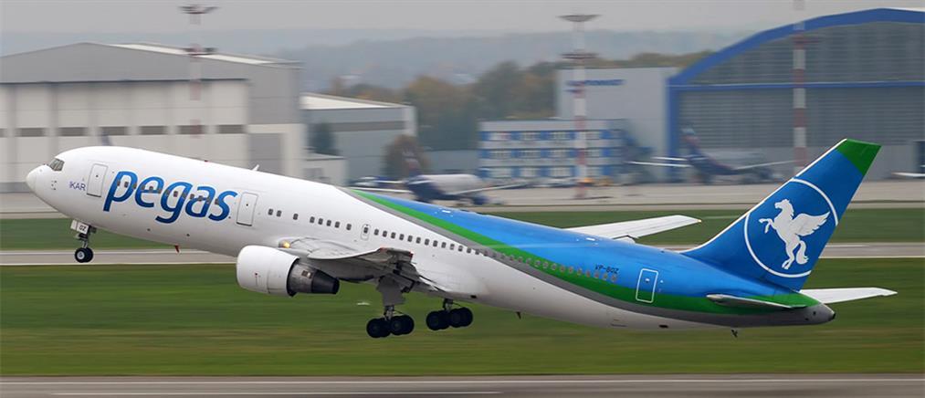 Κριμαία: Boeing με 284 επιβάτες βγήκε εκτός διαδρόμου την ώρα της προσγείωσης