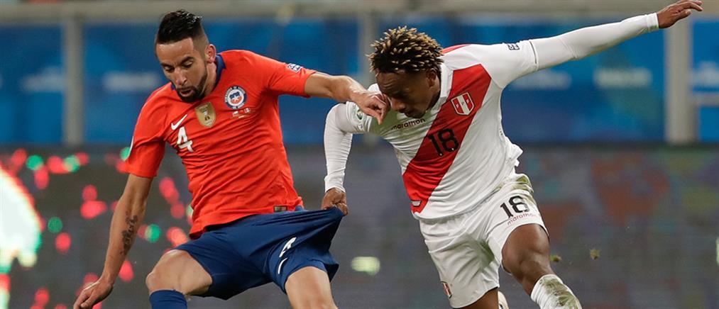 Copa America: στο τελικό με θρίαμβο το Περού