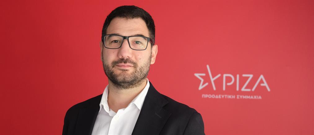 """Ηλιόπουλος: χρειαζόμαστε """"εμβόλιο"""" ενάντια στις ιδεοληψίες της ΝΔ"""