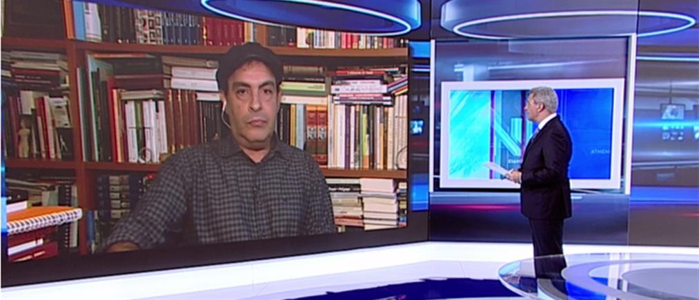 Ο Γιώργος Χρηστάκης στον ΑΝΤ1 για τις δηλώσεις Πολάκη και τον Κυμπουρόπουλο (βίντεο)